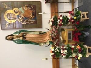 Our Lady at Saint John Vianney's, Vashon, Washington.